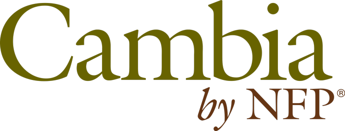 Cambia Wood Logo